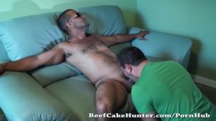 Sucking Delicious Str8 Dominican Cock