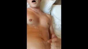 Hot Cumshot from Big Cock